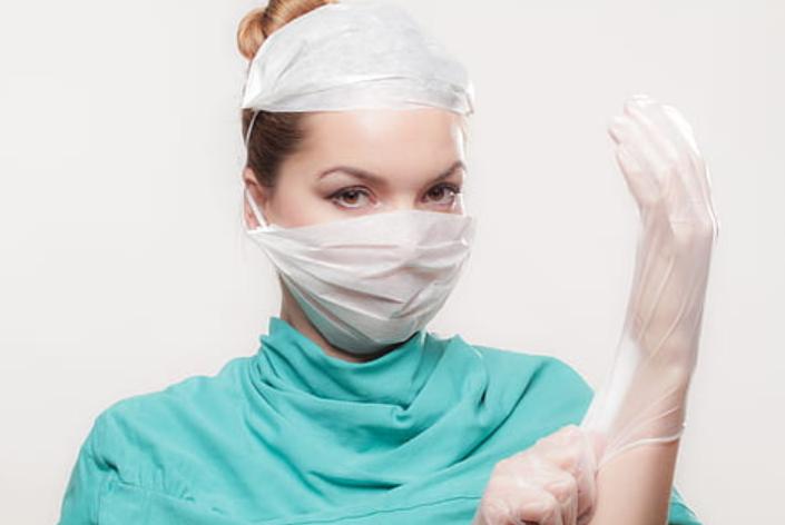 dokter dan perawat wabah covid-19