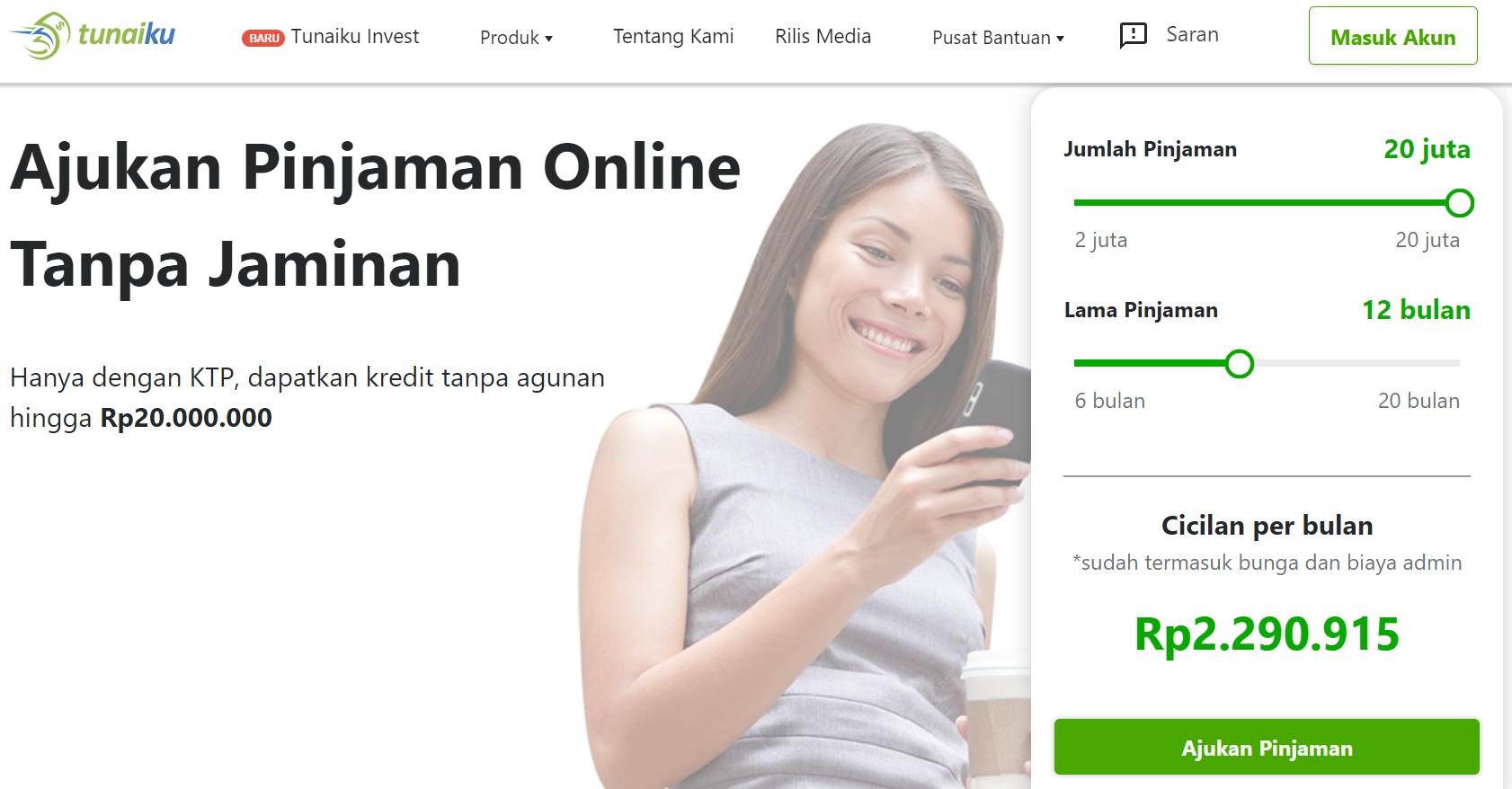 5 Aplikasi Pinjaman Online Resmi Dan Terdaftar Ojk