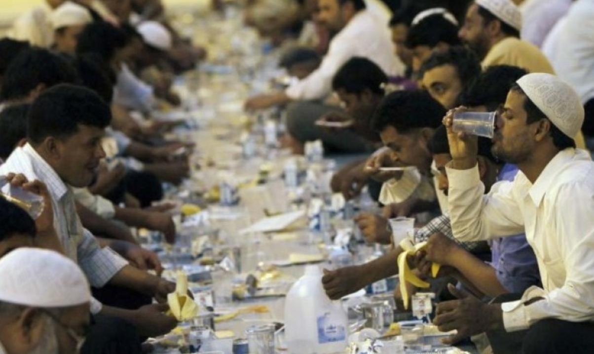 ramadhan di arab saudi selama pandemi